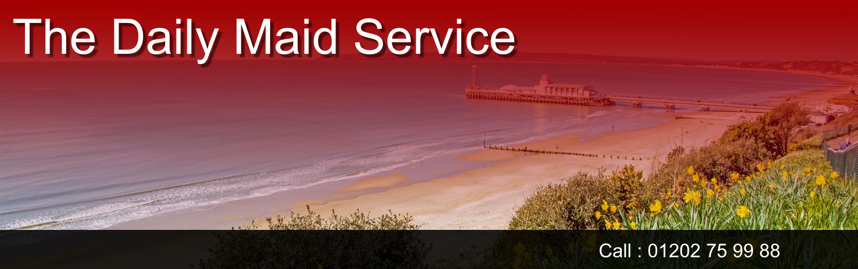 The Daily Maid Service - home cleaning services, holiday home cleaning services.
